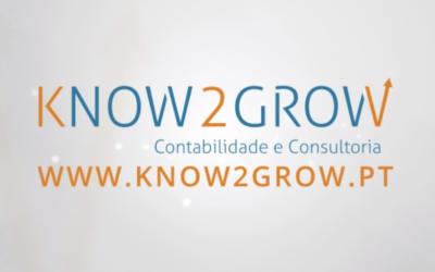 A Know2Grow está na rua